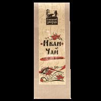 Иван чай с шиповником Сибирский Знахарь 50 гр крафт пакет
