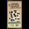 БЕЛЫЙ шоколад конопля и голубика 100 г Сибирский Клад