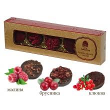 Шоколадные Боны 50 гр пенал