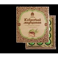 Кедровый марципан в коробке 170 гр
