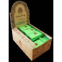 Кедровый марципан в шоколадной глазури 50 гр