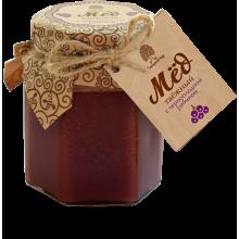 Мед Таежный с соком черноплодной рябины 220 гр