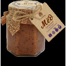 Мед Таежный с орехами и сухофруктами 220 гр