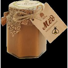 Мед натуральный разнотравье 220 гр