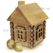 Кедровый домик светлый 210 гр Подарочный набор