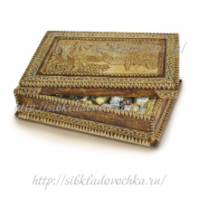 Берестяной короб Подарочный набор