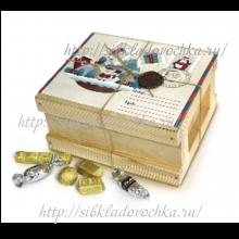 Посылочный ящик большой Подарочный набор