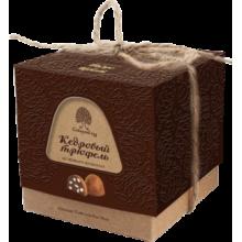 Кедровый трюфель из темного шоколада 120 гр