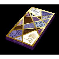Молочный шоколад со смородиной (Сибирский кедр) 100 гр