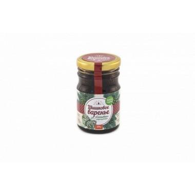 Варенье из сосновой шишки Солнечная Сибирь 250 гр