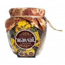 Иван-чай с облепихой (Солнечная Сибирь) банка 100 гр
