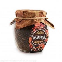 Иван чай с шиповником Солнечная Сибирь банка 100 гр