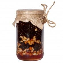 Варенье из сосновой шишки с кедровым орехом 50 50% Таёжный тайник 420 гр