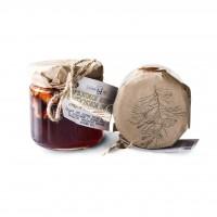 Ореховое ассорти в сосновом сиропе грецкий орех фундук миндаль Таёжный тайник 240 гр