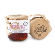 Варенье из лепестков роз эфиромасличная роза Таёжный тайник 440 гр