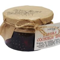 Варенье из сосновой шишки Таёжный тайник 130 гр