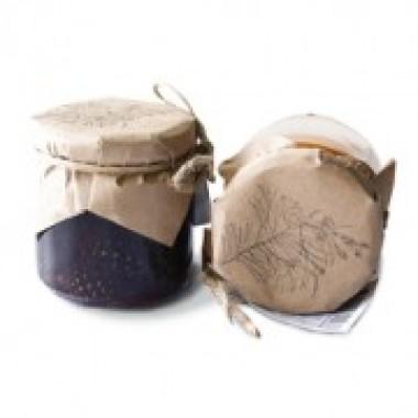 Варенье из сосновой шишки до 2 5см Таёжный тайник 260 гр