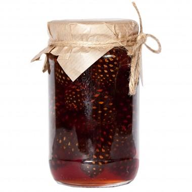 Варенье из крупной сосновой шишки 2,5-4 см Таёжный тайник 440 гр