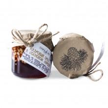 Кедровый орех в сосновом сиропе Таёжный тайник 240 гр