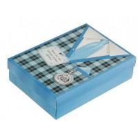Подарочная коробка сборная 23 февраля 21 х 15 х 5 7 см