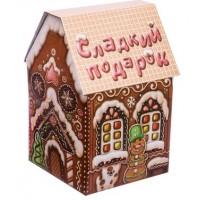 Коробка складная  Сладкий подарок  16,5 × 26 × 16,5 см