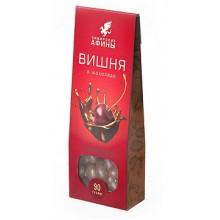 Вишня в шоколаде 90 гр кар кор