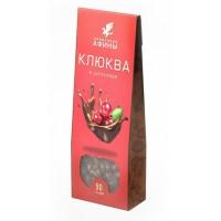 Клюква в шоколаде 90 гр кар/кор