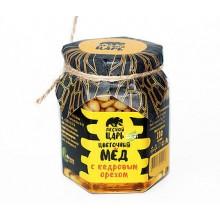 Ядра кедровых орехов с медом ст б 210 гр