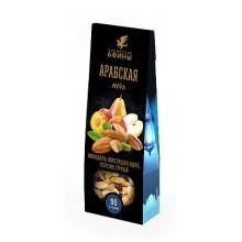 Орехово-Фруктовая смесь Арабская Ночь 90 гр миндаль ядро фисташки персик груша