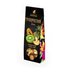 Орехово-Фруктовая смесь Тропический День 90 гр кешью папайя ананас киви