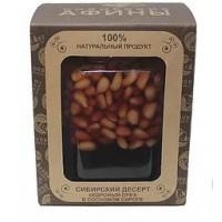 Золотая коллекция Десерт Сибирский кедровый орех в сосновом сиропе 230 гр