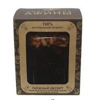Золотая коллекция Десерт Таёжный кедровый орех с сосновой шишкой в сосновом сиропе 230 гр