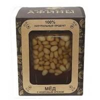 Золотая коллекция Ядра кедровых орехов с мёдом 230 гр