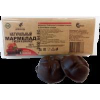 Мармелад в подложке в шоколаде Клюква с мёдом 54 гр