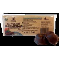 Мармелад в подложке в шоколаде Черника с мёдом 54 гр